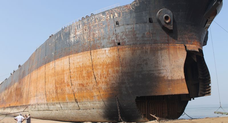 NGO Shipbreaking Platform, gadini, fatalities, ship recycling
