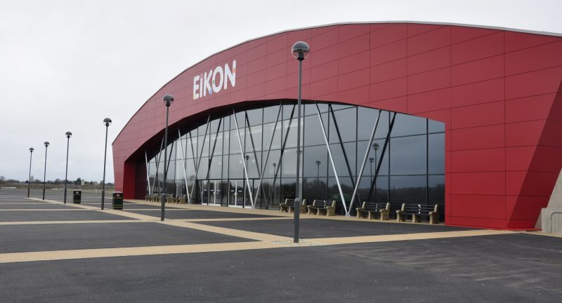 Eikon Exhibition Centre, ciwm, waste, recycling, ireland