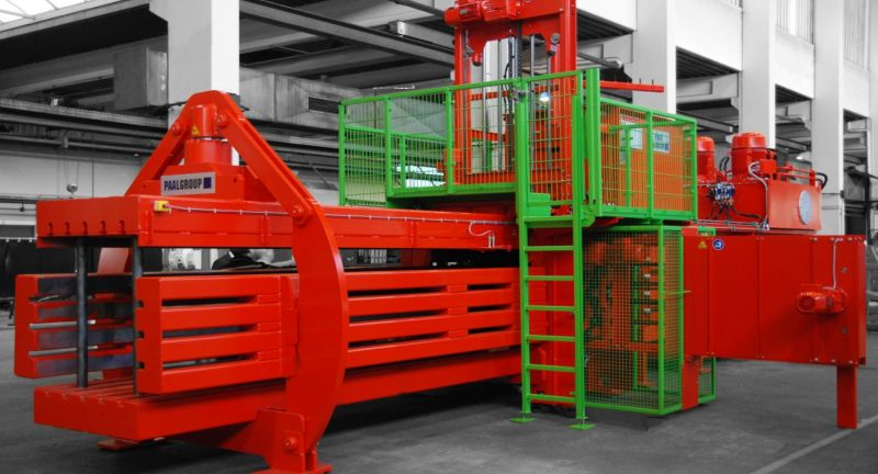 Kadant PAAL, bulk handling systems, bhs, recycling, balers