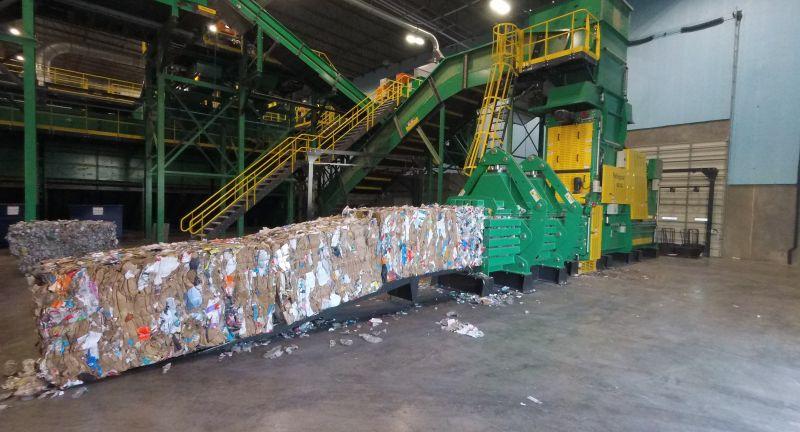 Bollegraaf, recycling, Tomra, Titech Sorting, Dallas, FCC Environment
