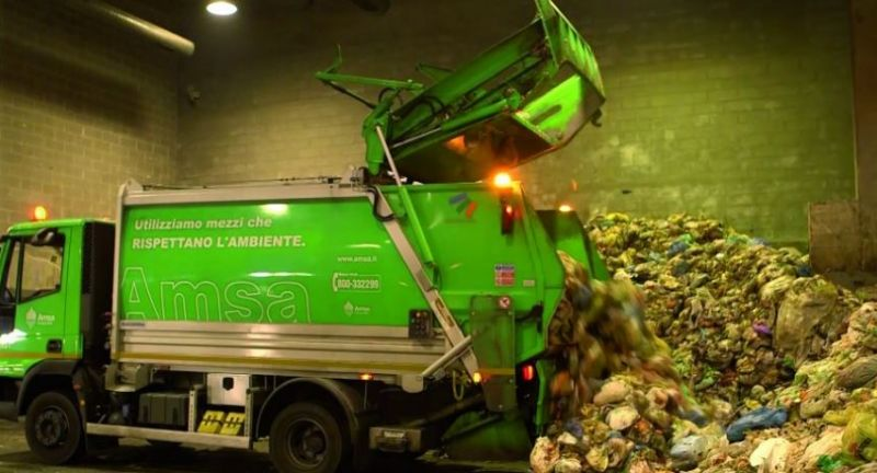 waste, recycling, organics, composting, italy, marco ricci