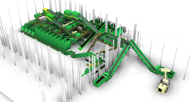 Bollegraaf Recycling Solutions, russia, msw, mrf