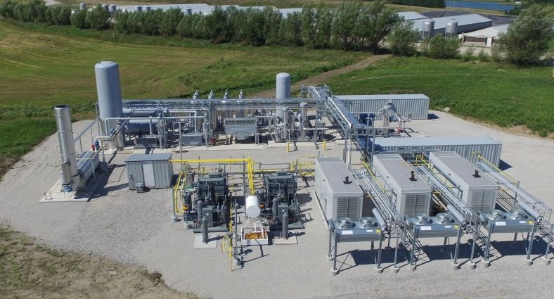 Roeslein Alternative Energy, biogas, upgrading, ANL, waste to energy, anaerobic digestion