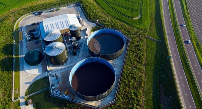 biogen, anaerobic digestion, biogas, food waste