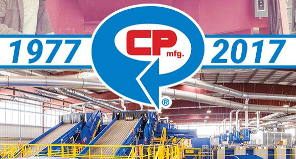CP Group, recycling, MRF, sorting