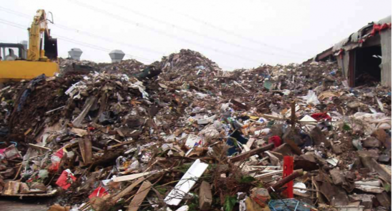 waste crime, esa, dumping, environmental services association