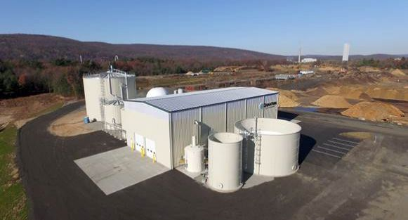 40,000 TPA Organic Waste Anaerobic Digestion Plant Online in