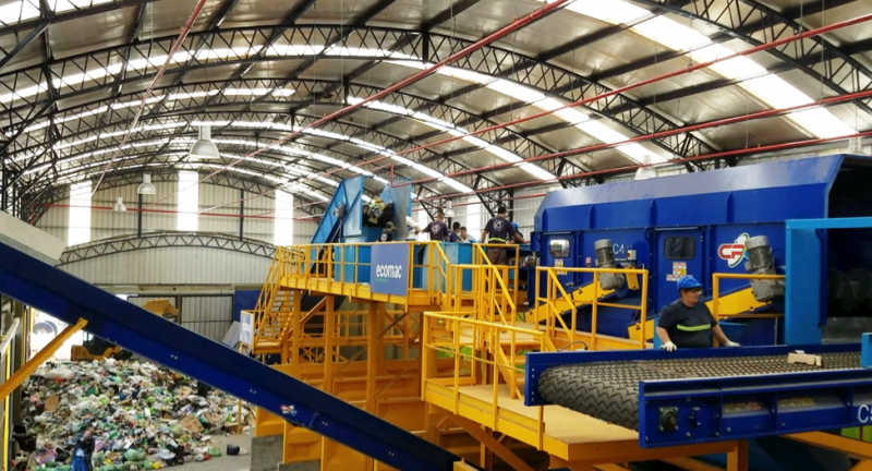 CP Group, buenos aires, recycling, MRF