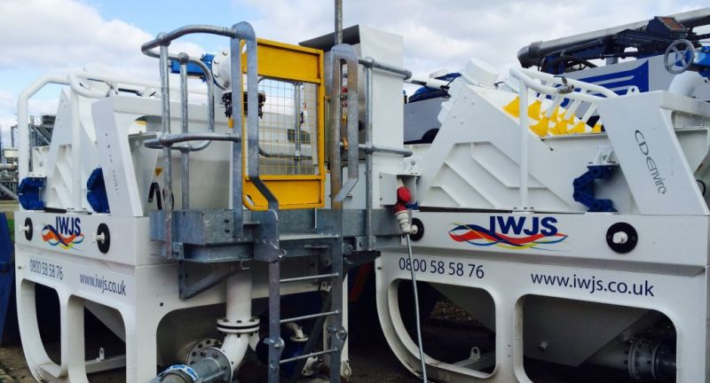 CDEnviro, ISJA, sludge, wastewater, anglian water, thames water, landfill