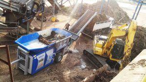 Lindner-Recyclingtech, brazil, wood waste, rdf, shredder