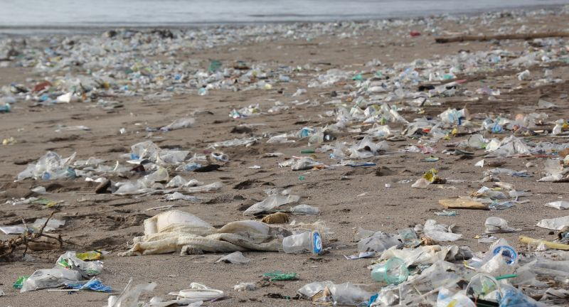 Andrew Griffiths, recycling technologies, plastic recycling, waste, oceans