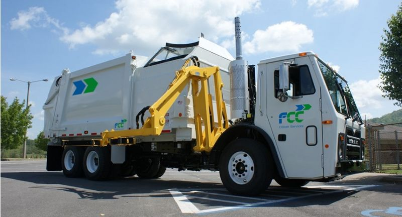 FCC Environment, texas, waste, recycling