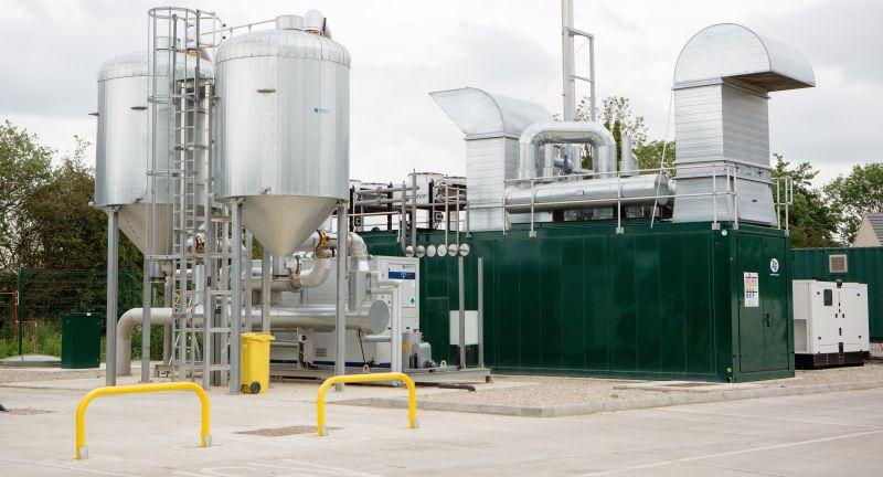 amur, anaerobic digestion, biogas, food waste, waste to energy
