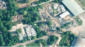 Air & Space Evidence, waste crime, illegal dump, satelite