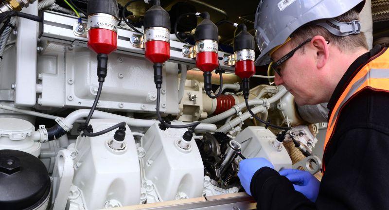 CooperOstlund, ETW Energietechnik, waste to energy, gas engine, maintenance, biogas