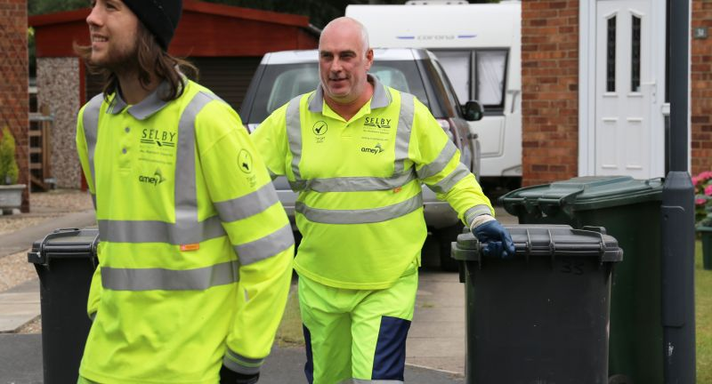 Amey, selby, recycling, collection, waste to energy, allerton park