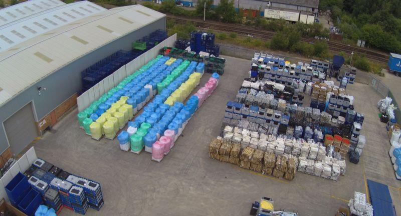 Vanden Recycling, whittlesey, plastics, cambridgeshite, waste