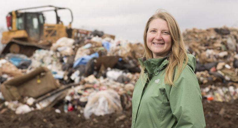Dr. Jenna Jambeck, plastics, waste, south africa, ocean debris