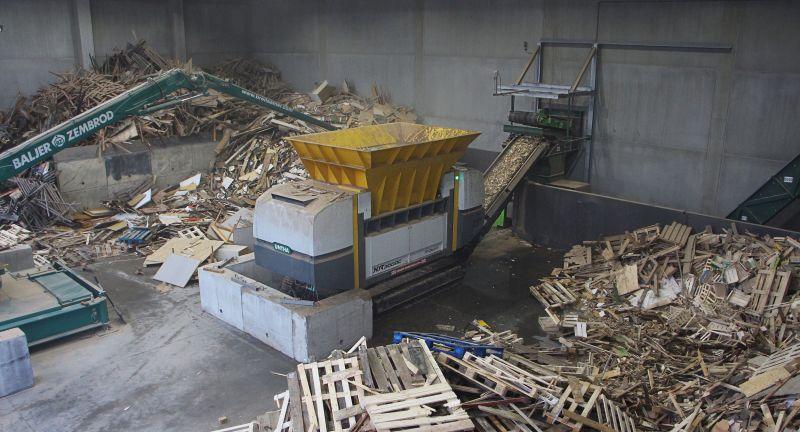 untha, ecotech, waste, recycling, shredding, srf, rdf