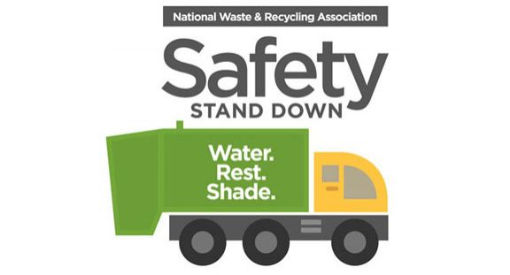 NWRA, Safety Stand Down, rubicon global, waste, recycling