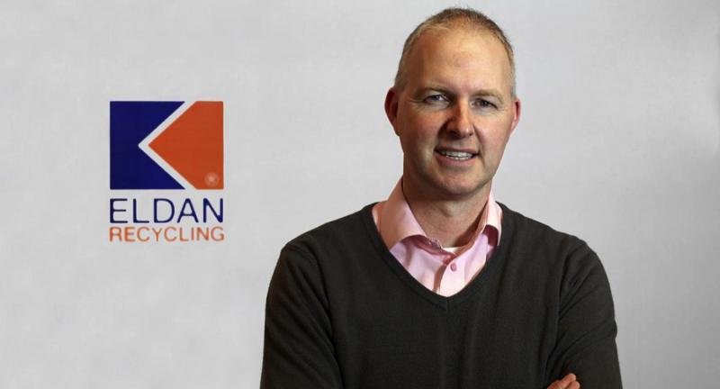 Eldan recycling, brexit, demand, sales, shredding
