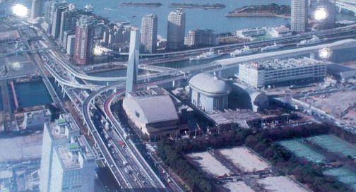 Tokyo, Ariake, Waste to Energy, Mitsubishi Heavy Industries Environmental & Chemical Engineering, MHIEC