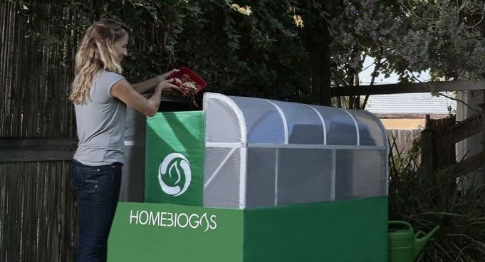 Israeli Domestic Biogas Kit Hits Crowd-Fund Target in 24hrs