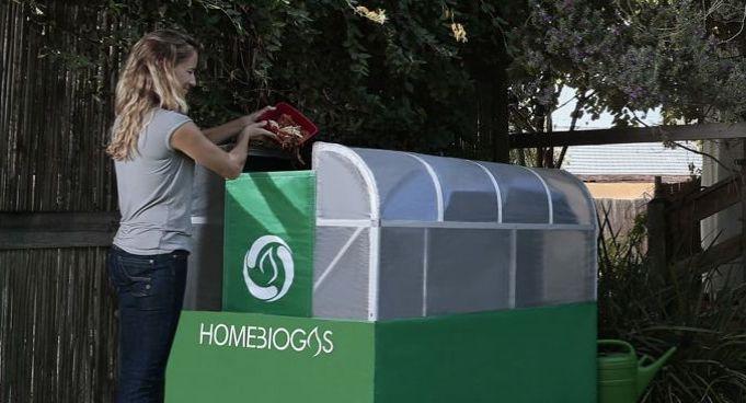 HomeBiogas, biogas, cooking
