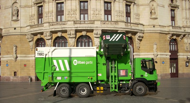 FCC Environment, waste, recycling, madrid, spain