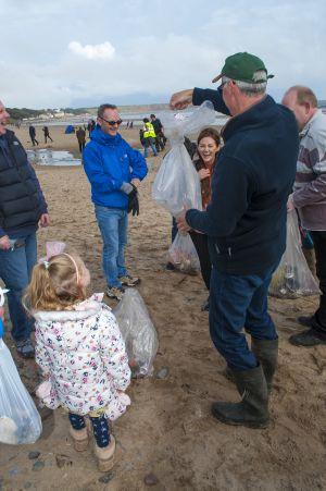 Cromwell Polythene, plastics, waste, marine debris, recycle week