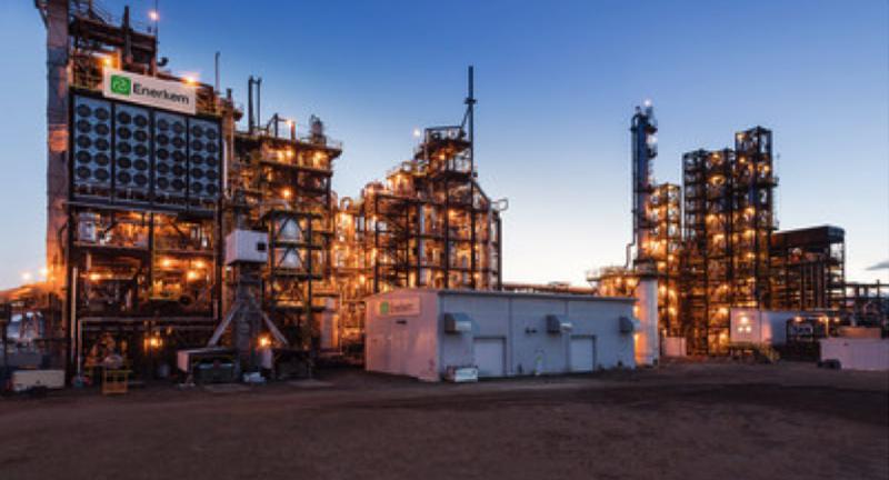 Enerkem, waste to energy, fuel, ethanol, biofuel