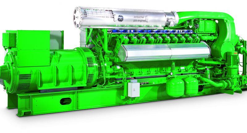 ge, biogas, jenbacher, malaysia, dana engineering, waste to energy, palm oil