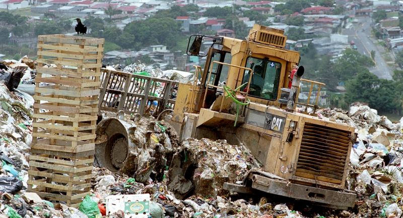 CEWEP, Landfill, waste to energy, GHG, Eunomia