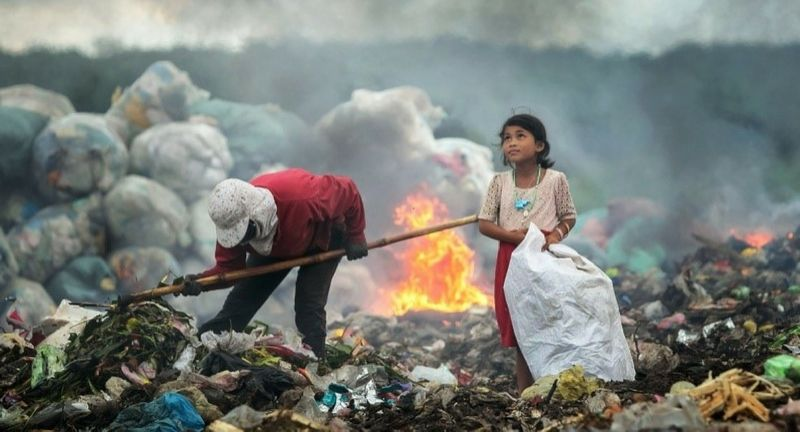 Environmental Photographer of the Year, CIWEM, dumpsites, photography, waste, landfill, waste pickers
