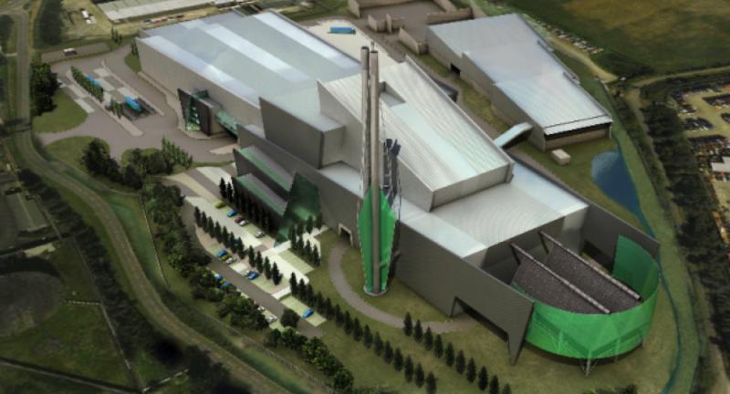 Viridor, waste to energy, avonmouth, government, capacity, landfill