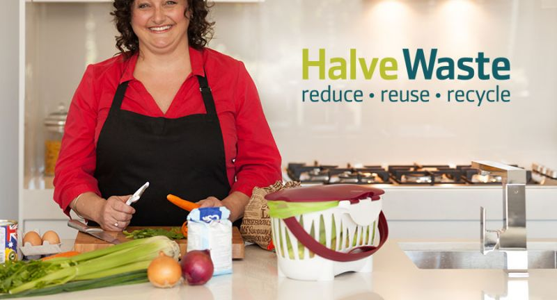 Halve Waste Initiative, organic waste, food, australia, new south wales, mra group, mike ritchie