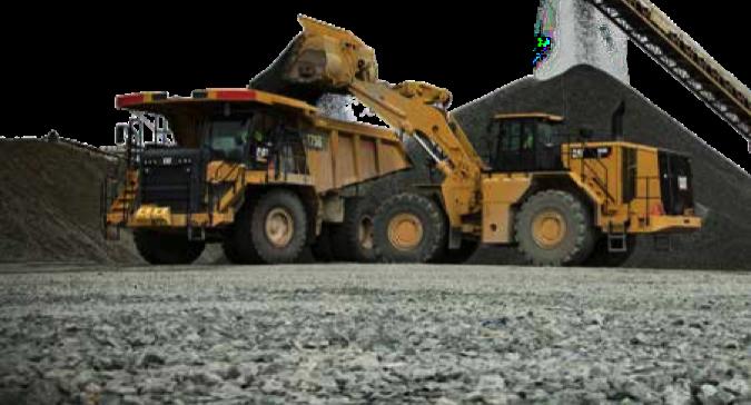 Caterpillar, waste, recycling, daimler, wheel loader