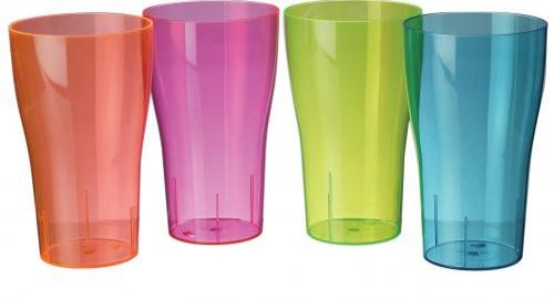 plastico, waste, cups, recycling, closed loop