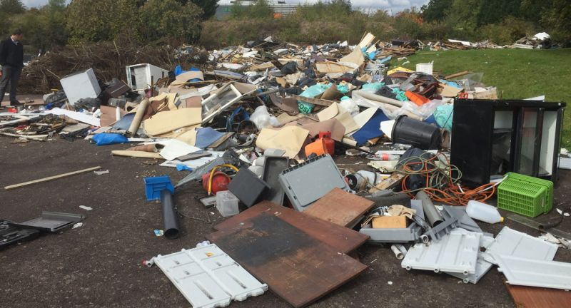 WasteSafe Services, dump, crime, hemel hempstead
