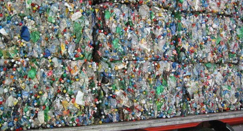 Plastics Recyclers Europe, bales, recycling, waste