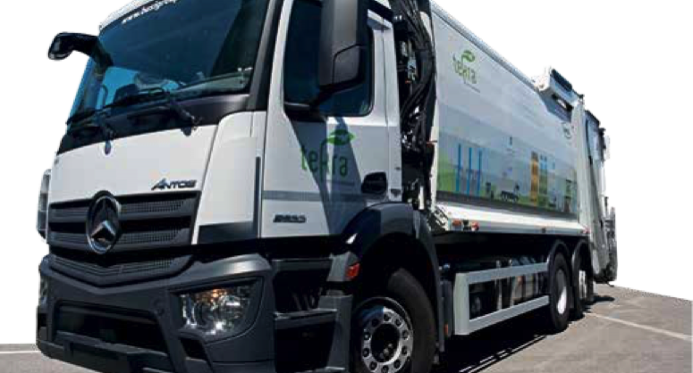 Busi Group, malcolm bates, refuse collection vehicle, rcv, waste
