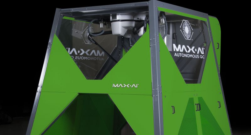 Max-AI AQC, Bulk Handling Systems, recycling, c&i waste, green recycling
