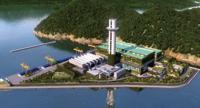 Keppel Seghers, hong kong, waste to energy