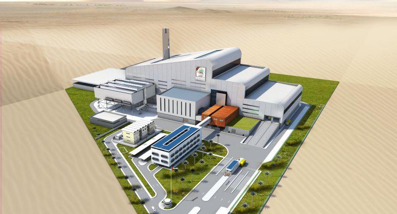 Hitachi Zosen Inova, waste to energy, hzi dubai, waste, recycling