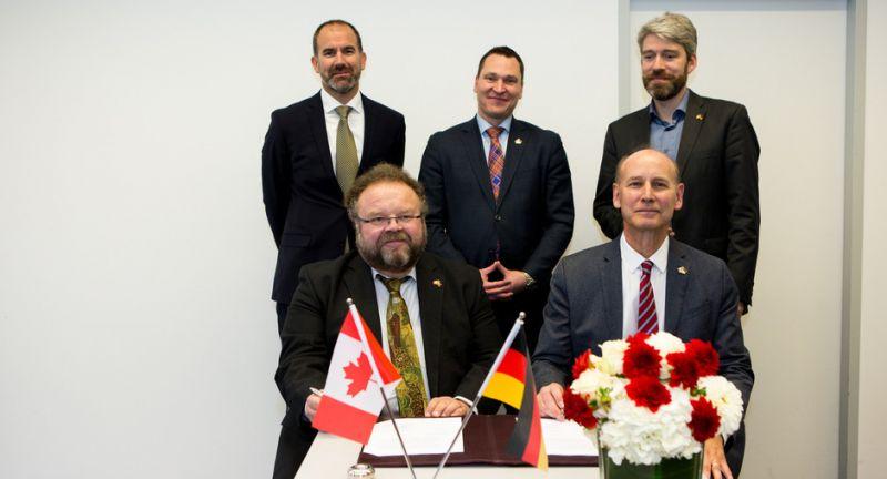 University of Alberta, biowaste, biobattery, Fraunhofer-Gesellschaft
