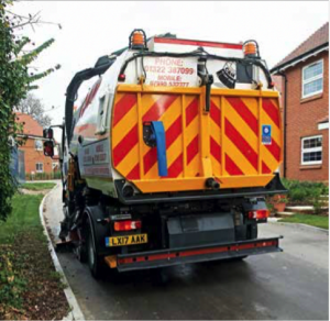 C&M Plant, martin woodgate, waste, sweeper, london, safety