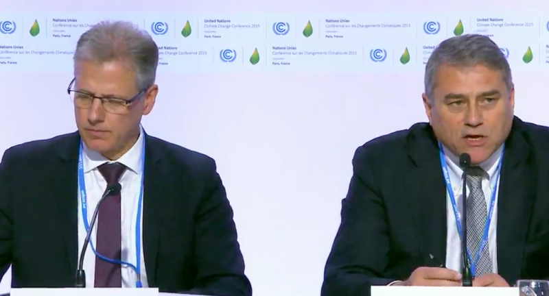 Cop21, david newman, climate change, ghg emissions