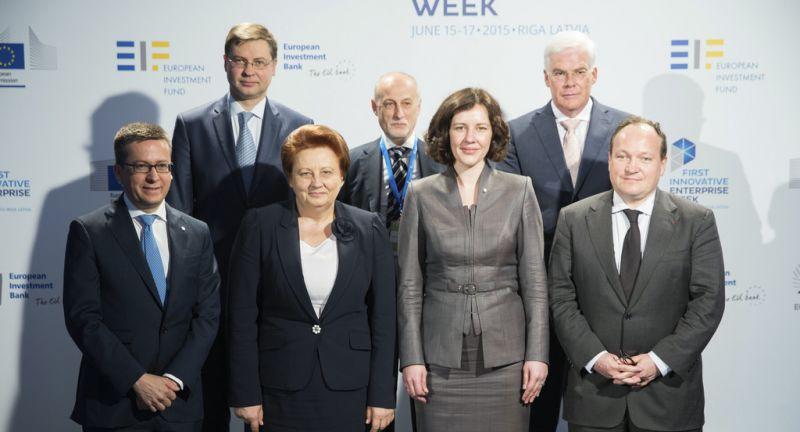 EIB, Commission, circular economy, InnovFin