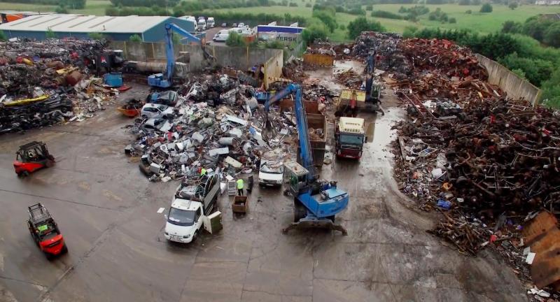 Maxilead Metals, scrap, waste, recycling