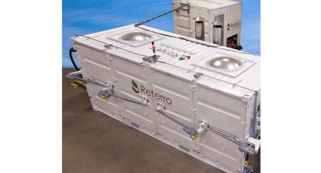 Reterro, catalysts, recycling